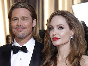 Brad Pitt, Jolienin karar iin ne dedi?