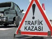 Ankarada trafik kazas: 3 ar yaral