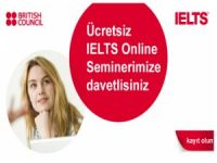 British Council IELTS Online Semineri