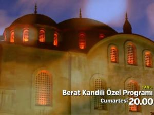 Canlı Berat Kandili Programı İzle - TRT Canlı Yayın